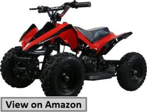 Yukon Trail MSEALAMR electric atv