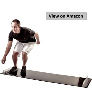 Obsidian excercise slideboard
