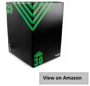 multi foam plyometric box