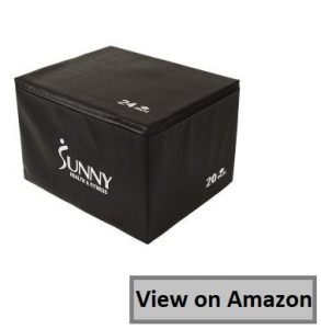 weighted plyo box